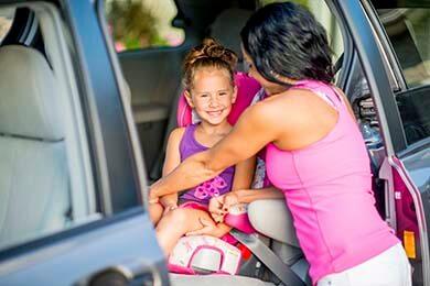 Booster Seat Basics