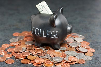 Paying for Your Kid's College… Tips and Info
