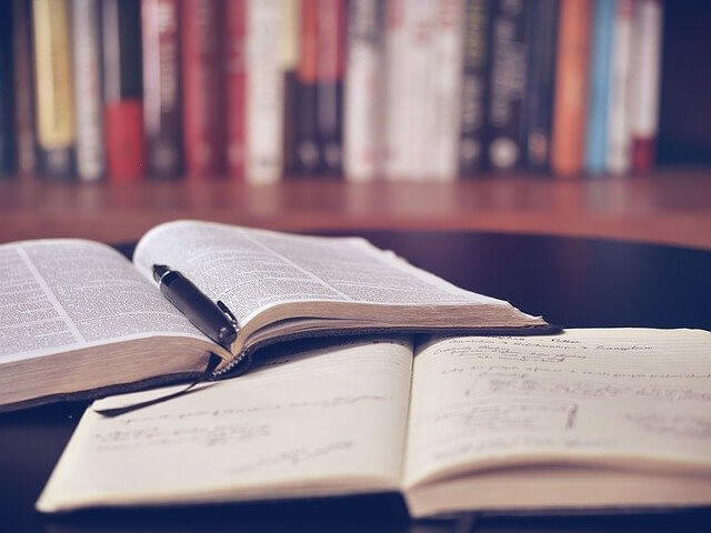 Print Books Never Lose Battery Life at Bedtime
