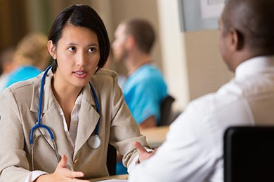 Finding a Physician Job
