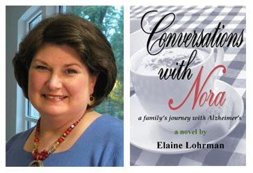 MomMD Spotlight: Elaine Lohrman and Her Book: Conversations with Nora