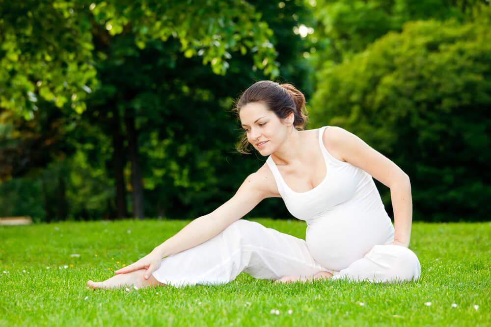 Pregnancy Fitness Week By Week