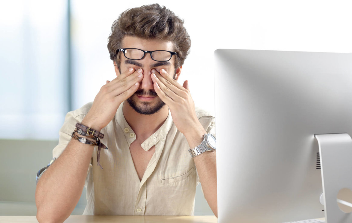 8 Tips for Preventing Digital Eye Strain at Work