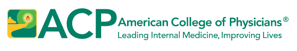 The American College of Physicians logo