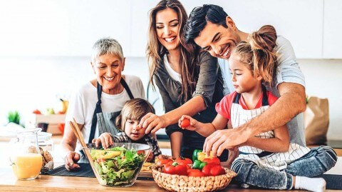 5 Family Health Dieting Tips